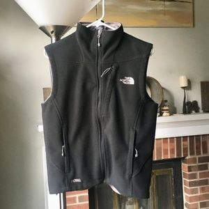 North Face thermal vest Large